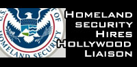 Homeland Security-Hires-Hollywood Liaison